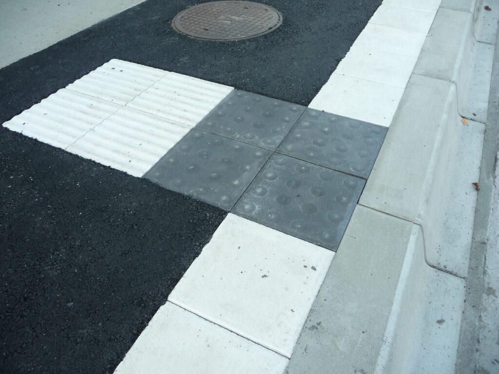 besiktning av asfalt